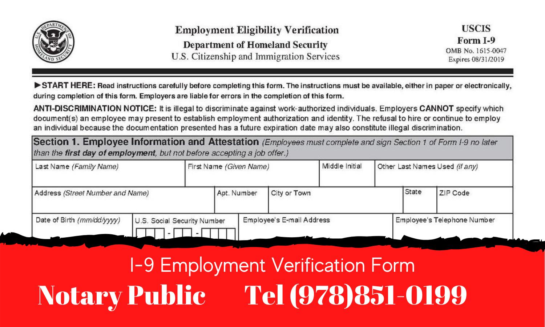 I9-Form-Notary-Service