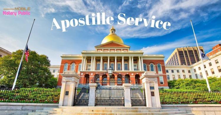 Apostille Service Boston MA